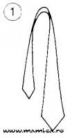 M1 104x200 Cum sa faci nod la cravata
