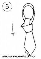 M5 137x200 Cum sa faci nod la cravata