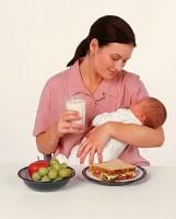 dieta in timpul alaptarii1 161x200 Alimentatia mamei pe perioada alaptarii