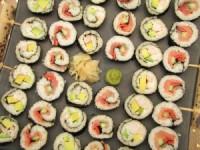 sushi 200x150 Alimente care ne fac fericiti