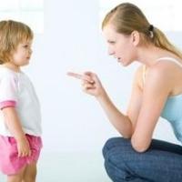 mama cearta fetita Tipuri de pedepse folosite in sanctionarea copiilor