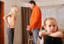 Pedepsirea copiilor in familiile divortate