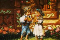 hansel si gretel 200x133 Hansel si Gretel