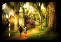hansel si gretel la casa din padure 200x138 Hansel si Gretel