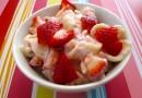 Paste dulci cu fructe pentru bebelusi (8 luni)