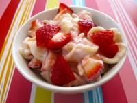 paste cu fructe 200x150 Paste dulci cu fructe pentru bebelusi (8 luni)