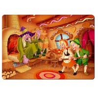vrajitoarea in cuptor 200x200 Hansel si Gretel