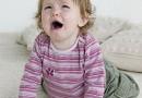 Ce este tantrum-ul sau accesele de furie ale copiilor?