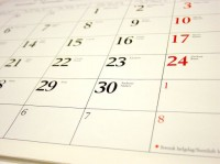 calendar 200x149 Grija pentru tine, ca parinte. Strategii pentru parinti echilibrati