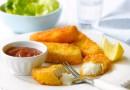 Fish fingers crocanti