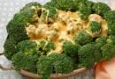 Sos de branza pentru legume (12 luni)