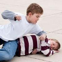 baieti care se bat 200x200 Totul despre comportamentul agresiv la copii