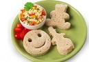 Idei de cina sanatoasa pentru copilul de 1-3 ani