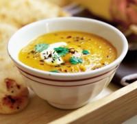 supa crem de linte 200x181 Supa crema de linte (10 luni)