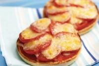 mini pizza rapide 200x135 Mini pizza rapide