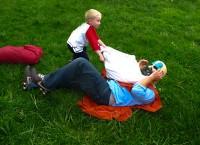 joaca libera 200x145 Copilul la 2 ani si 5 luni