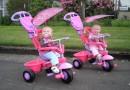 Cum sa alegem tricicleta perfecta pentru copilul nostru