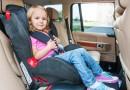 450 lei amenda pentru soferii care nu folosesc scaunele auto pentru transportul copiilor!