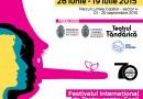 """Incepe Festivalul International """"Teatru, strada si copil""""!"""