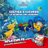 Danonino 1 200x200 Explorează lumea subacvatică alături de Dino și poți câștiga o excursie la acvariul din Lisabona